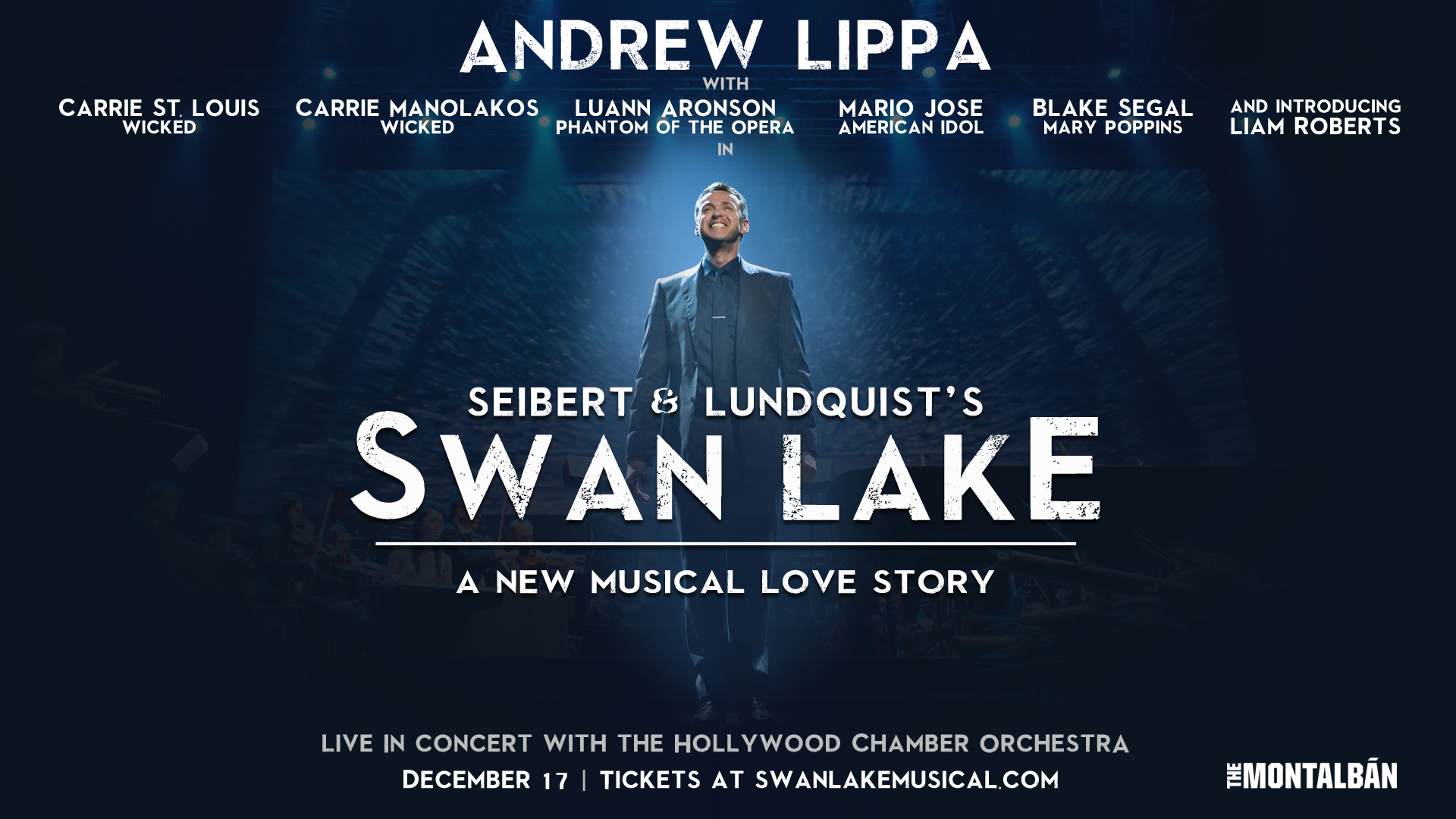 Swan Lake The Musical Live in Concert | SOLD OUT